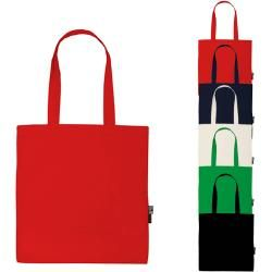 Photo of Ne90014 Shopping bag neutro con manici lunghi Neutro Neutro
