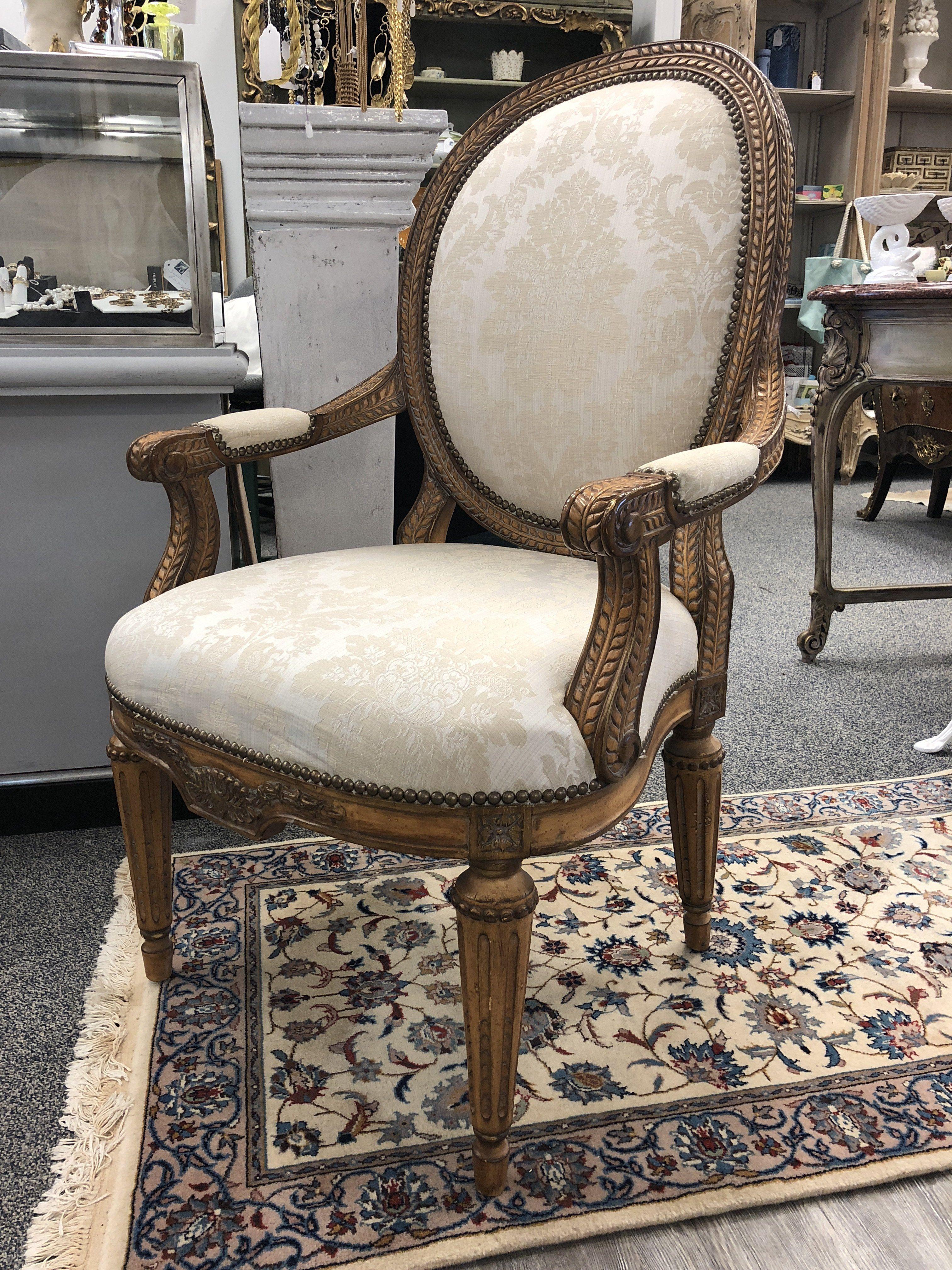 Ferguson Copeland Louis Xvi Style Chair Chair Louis Xvi Style