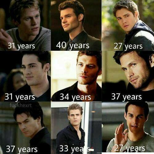 The Vampire Diaries Schauspieler
