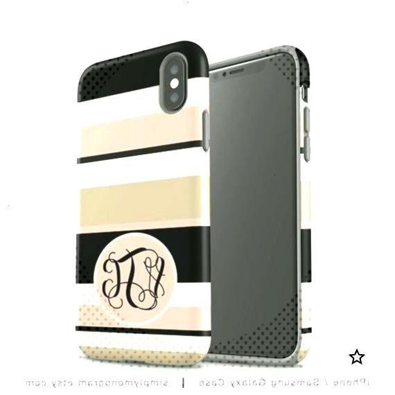 iPhone X Case, Monogram, iPhone 7 Plus Case, iPhone 8 Case, Galaxy S8 Case, Samsung Galaxy Case, Ga