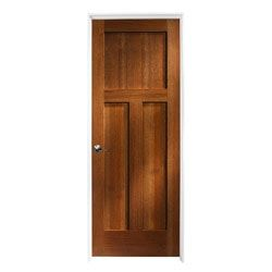 Woodport Doors Interior Pre Hung Shaker Collection
