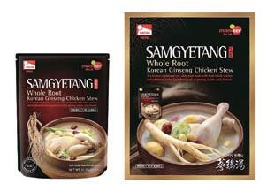 US Hankook Ilbo: Haitai USA launches health food 'Hanpuri Samgyetang'