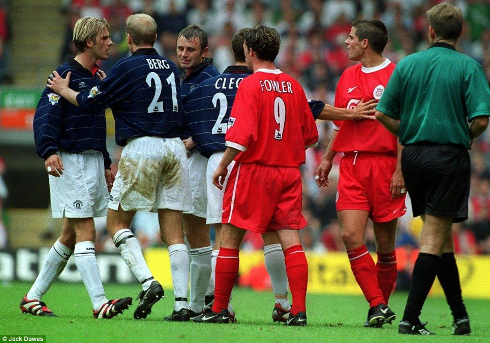 Picture Special The Man United V Liverpool Rivalry