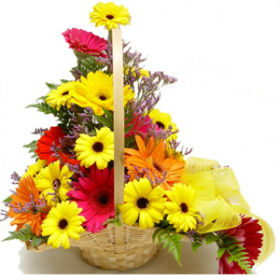 Online Gerberas Delivery Fast Delivery In Vizag Visakhapatnam In 2020 Flowers Online Flower Delivery Flowers Delivered