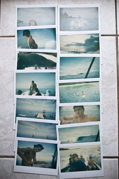 polaroids from tumblr