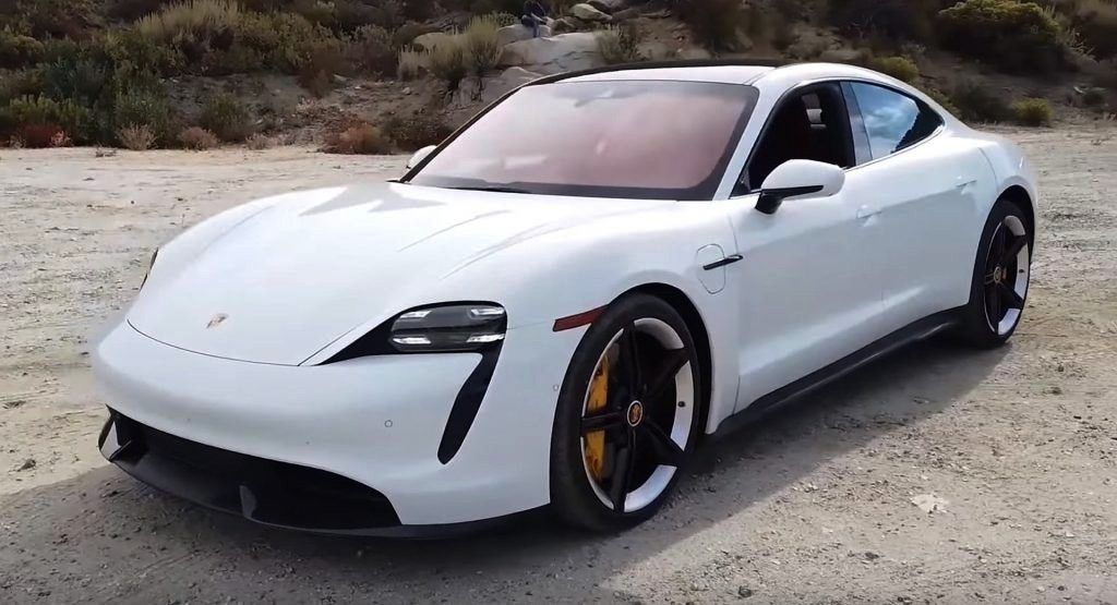 Turbo S Feels Like A Real Porsche In The CanyonsTaycan Turbo S Feels Like A Real Porsche In The Can