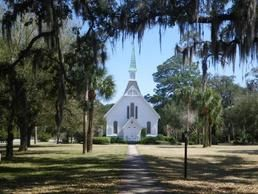 Lovely Lane Chapel, Epworth-by-the-Sea, St. Simons Island
