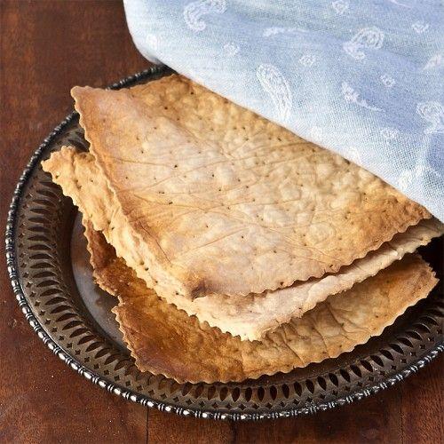 Homemade Matzoh Squares, Gluten Free #glutenfree