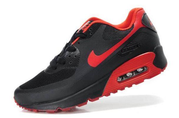 82f041c064 ... cheap nike air max 90 hyperfuse calidad suprema brillante crimson  negras university rojas esnikerun f0e0e 46581