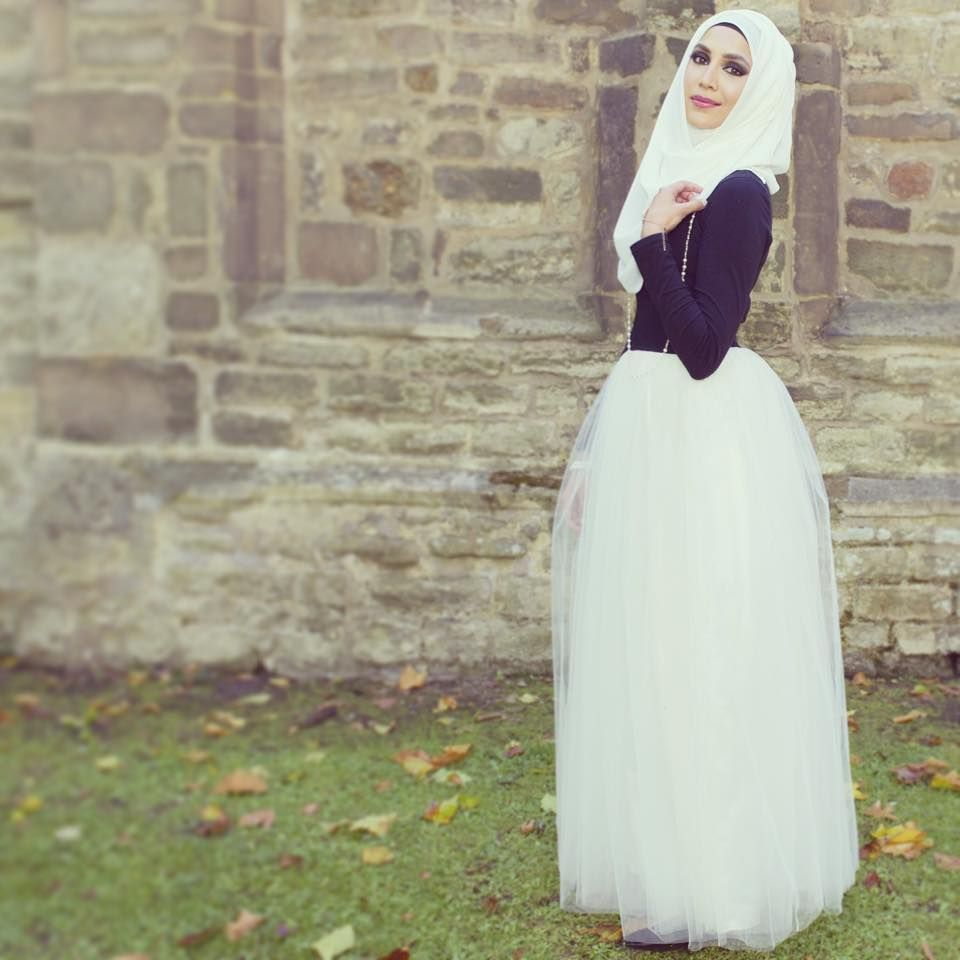 Pearl daisy muslimah style statments pinterest pearls