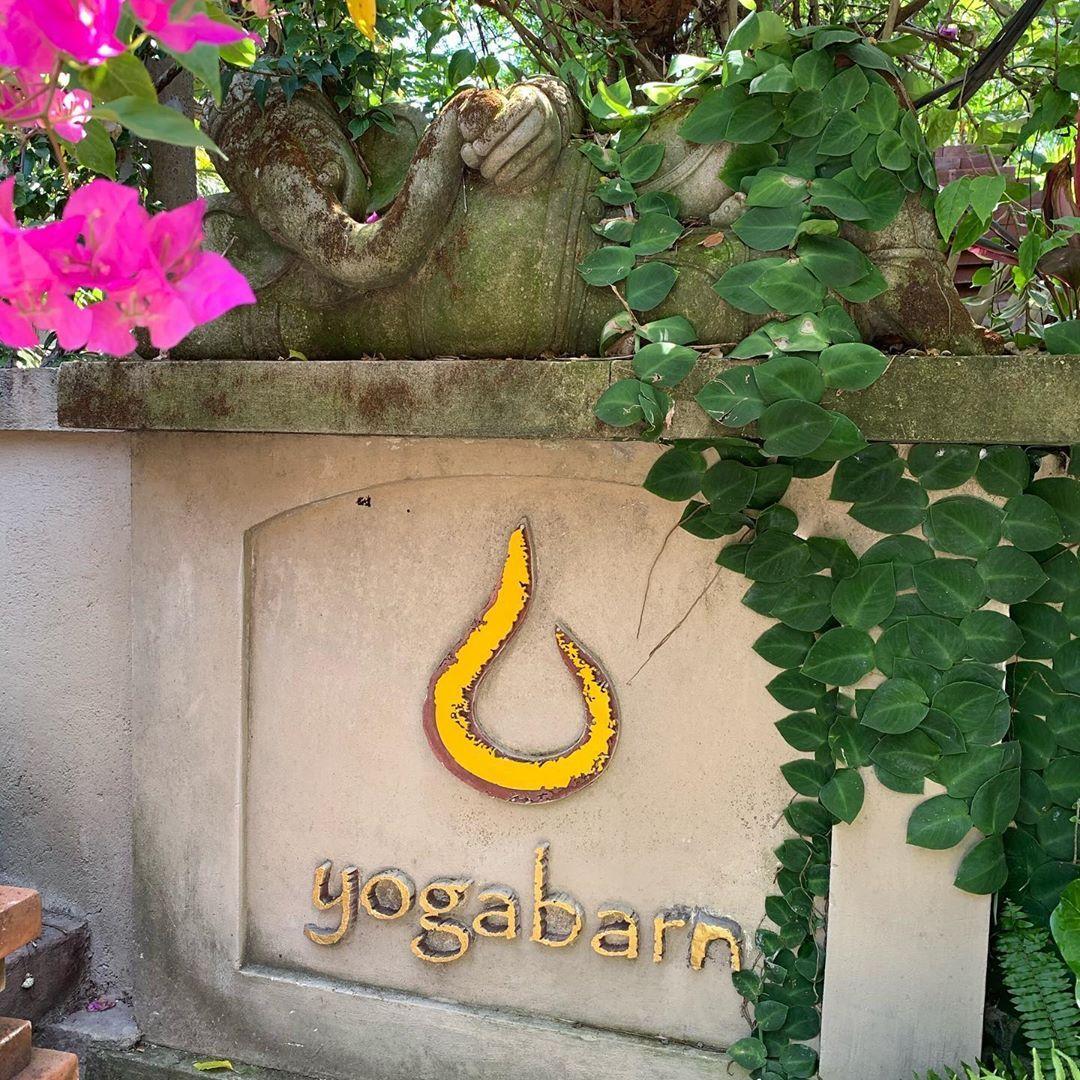 Holiday in Bali yoga barn とーっても大好きになったスタジオ 世界中からヨギが集まるといわれているスタジオで色んな国の人がいたー でもやっぱりアジア人はほぼいない 異国の地を1...