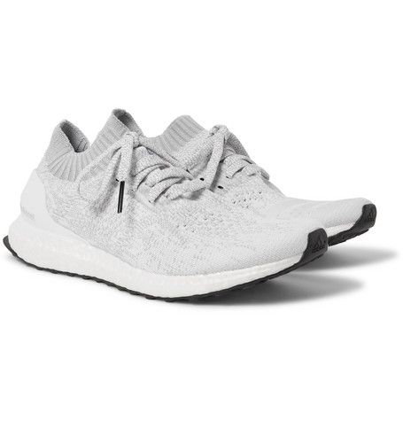 Ultraboost Uncaged Primeknit Sneakers - White adidas Originals HMgaA