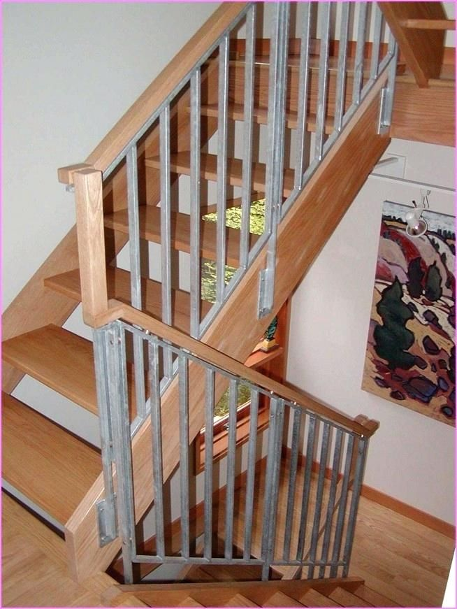 modern rustic stair railing brilliant contemporary wood ...