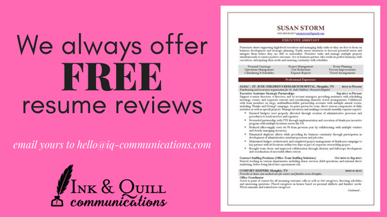Resume Review Free Did You Know That We Offer Free #resume Reviews Just Email Yours