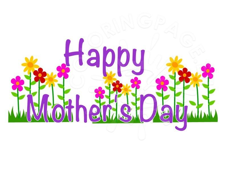 mother s day clip art yahoo image search results clipart rh pinterest com free clipart mothers day flowers free clip art mother's day bulletin