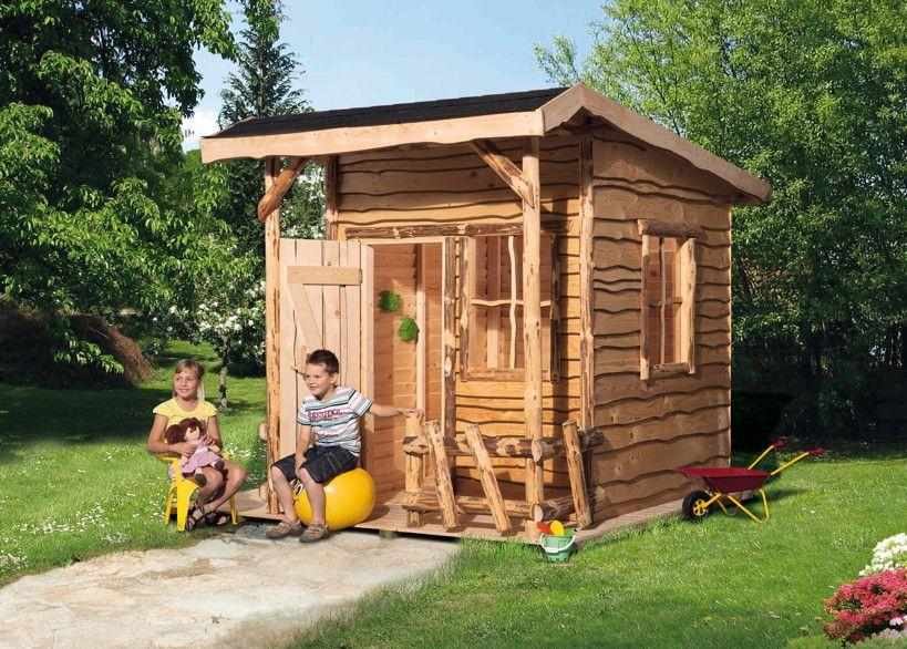 kinder holz spielhaus weka mecki abenteuerhaus kinderspielhaus stelzenhaus kinderhaus. Black Bedroom Furniture Sets. Home Design Ideas