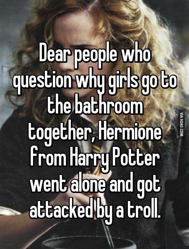 Now I Understand Harry Potter Jokes Harry Potter Hermione Harry Potter Universal