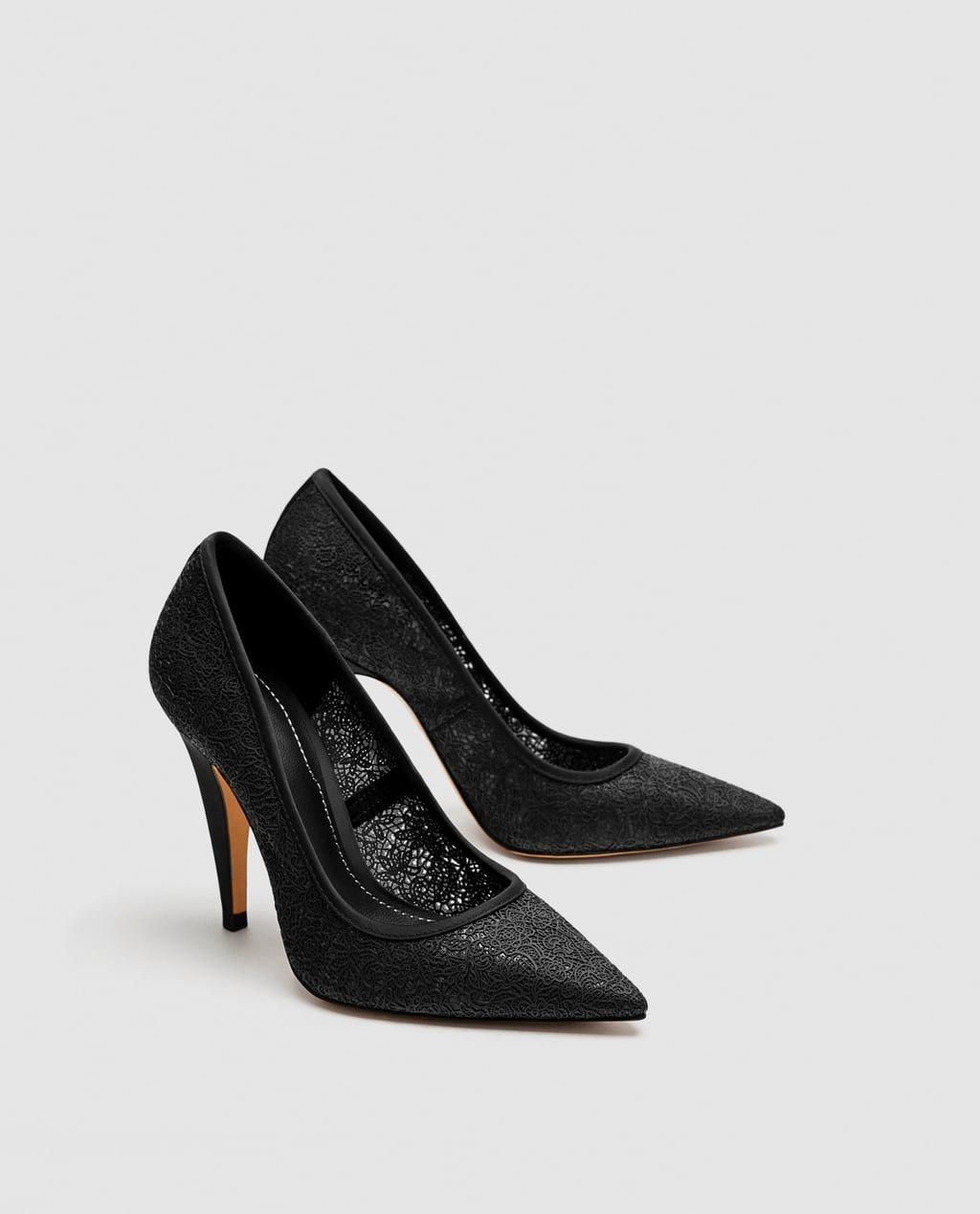 Zapatos zara fiesta | El mejor producto de 2019
