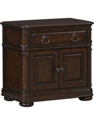 Bedrooms Bayhall Drawer Nightstand Havertys Furniture
