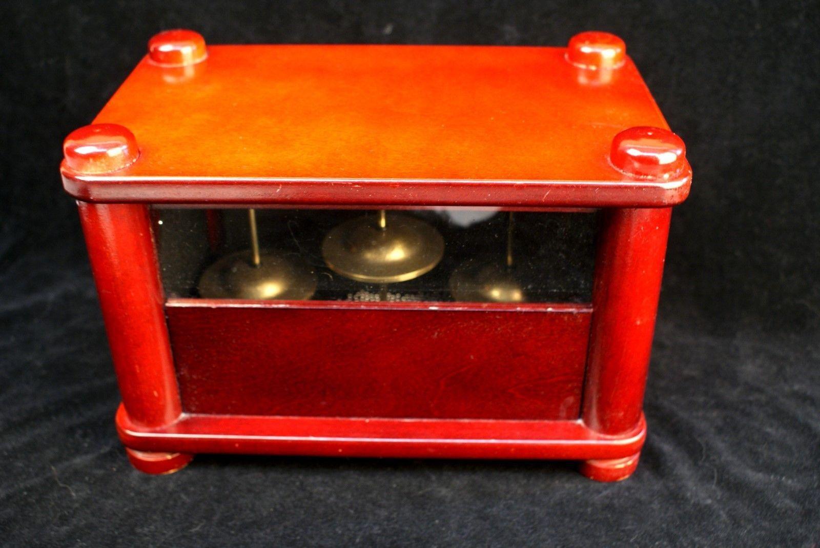 Details About Wooden Zen Falling Rain Chimes Music Box Sound