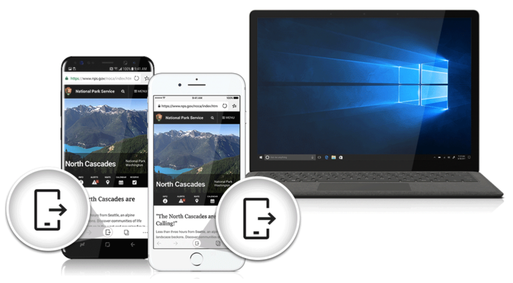 Microsoft Edge browser comes to iOS today Microsoft