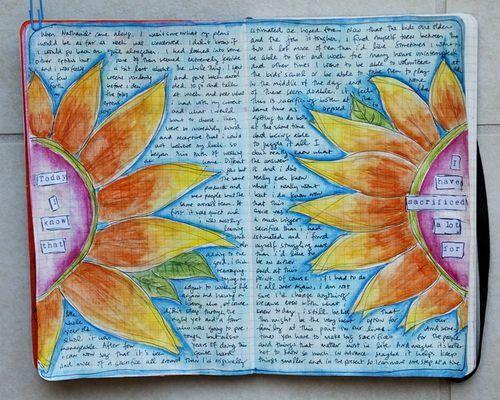 Adventures In Arting Podcast Karen Grunberg Art Journal Art Journal Inspiration Art Journal Pages