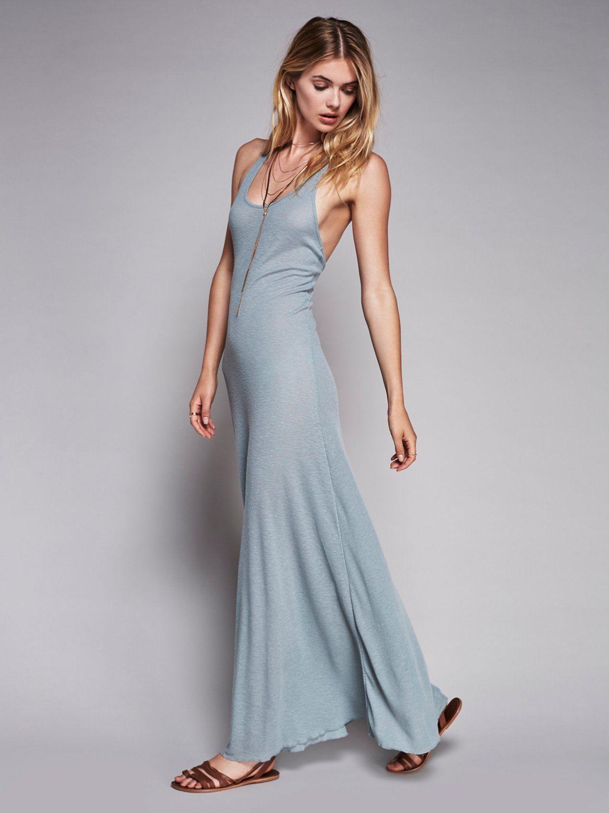 Girlfriend maxi white maxi dress boho dresses sheer