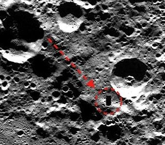 UFO SIGHTINGS DAILY: 3.4 Mile Doorway Into Planet Mercury Discovered, Nov 2012.