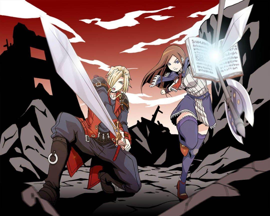 15 Swords & Sorcery Fantasy Anime Anime