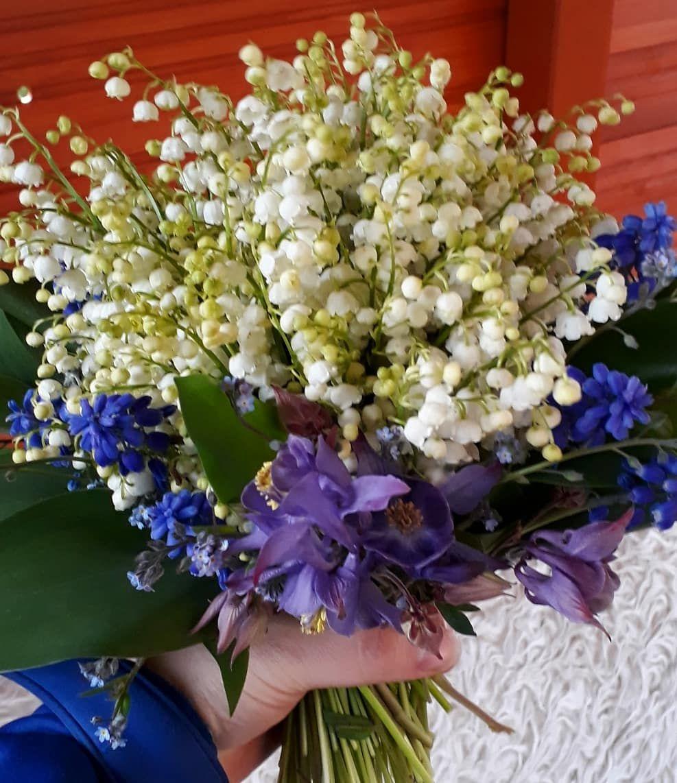 Konwalie Bukiet Blumenstrauss Blumen Konwalie Pieknyzapach Flower Arrangements Flowers Piece Flower