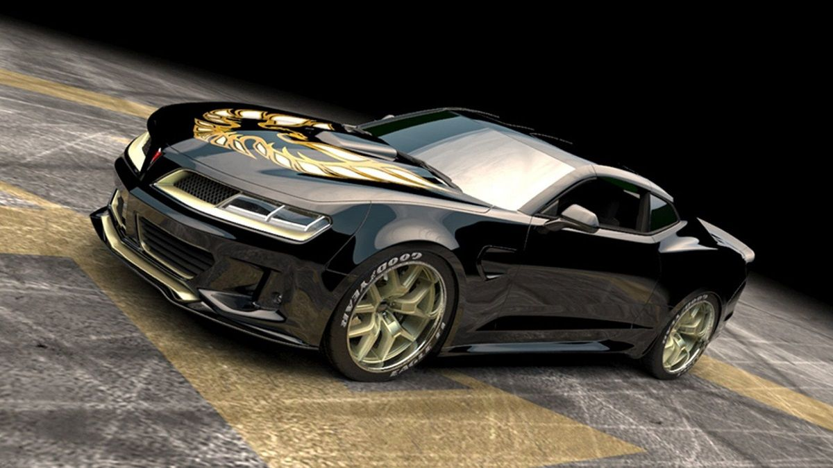 According to the latest news, the 5 Pontiac Trans Am will not