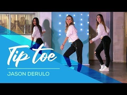Tip Toe - Jason Derulo - Easy Fitness Dance Choreography - Baile - Coreografia -  - #Baile #Choreogr...