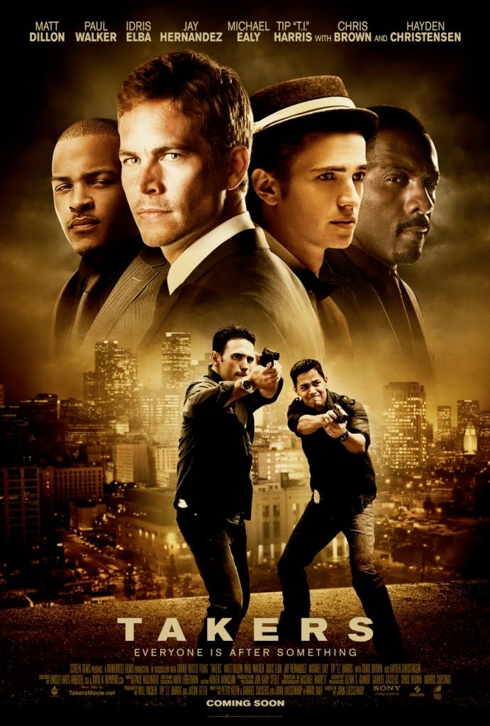 Takers Movie Poster Takers Movie Free Movies Online Movie Posters
