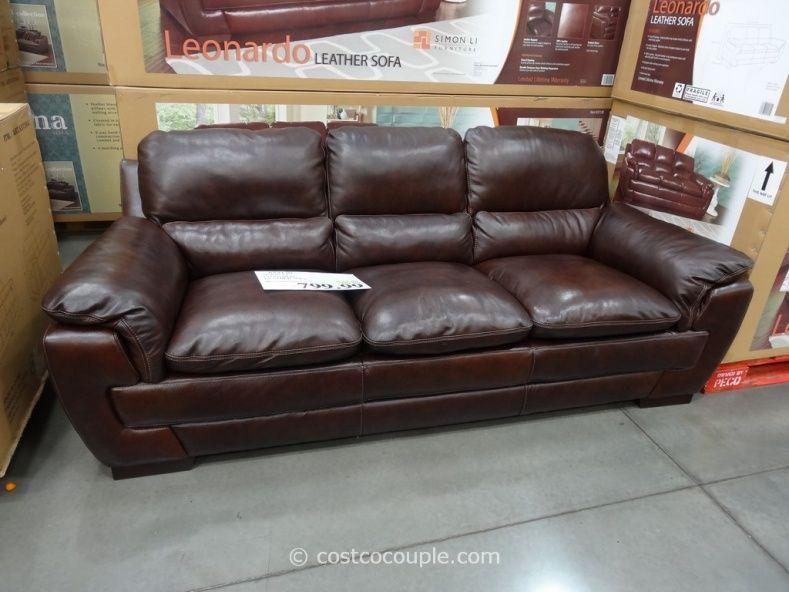 Simon Li Leather Sofa Costco