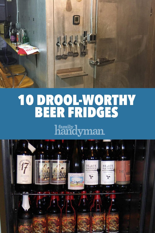 10 DroolWorthy Beer Fridges Beer fridge, Beer, Fridge