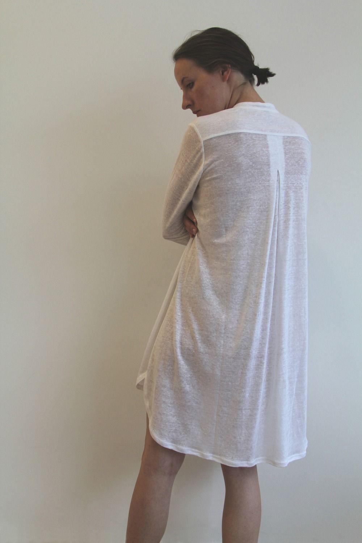 100% linen  sleepwear