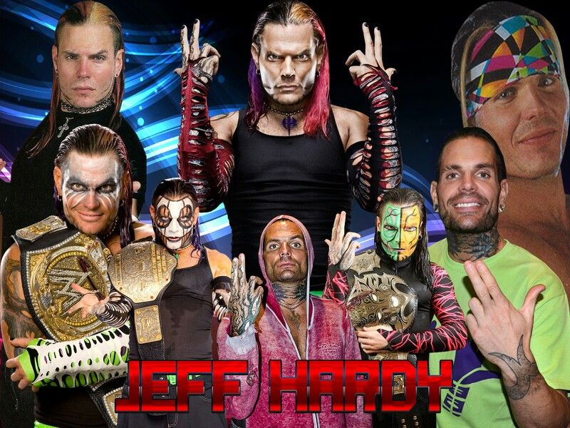 Pin By Heather Rehe On The Charismatic Enigma Jeff Hardy Pinterest