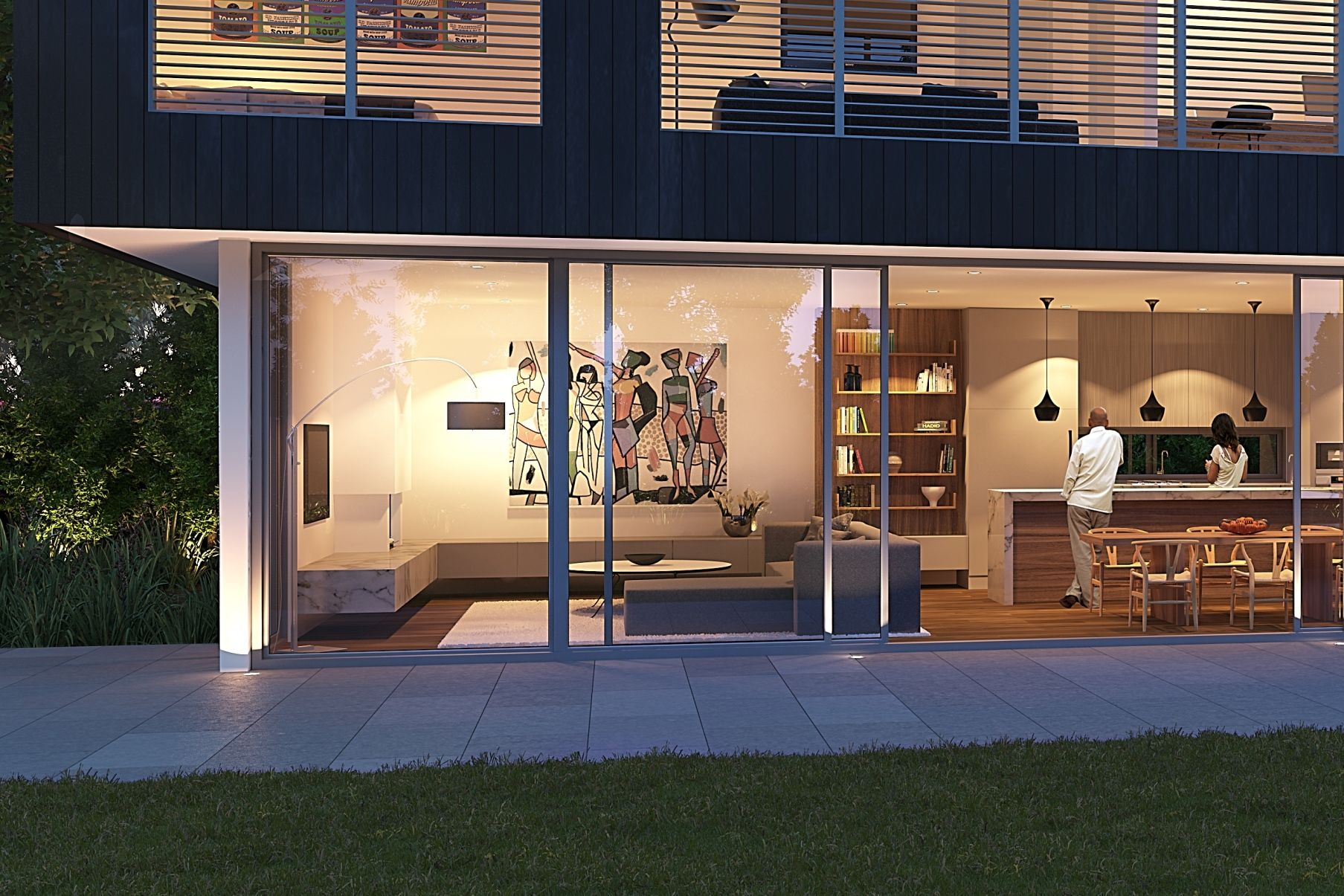 Homes Luxury House Designs Modern Home Builders