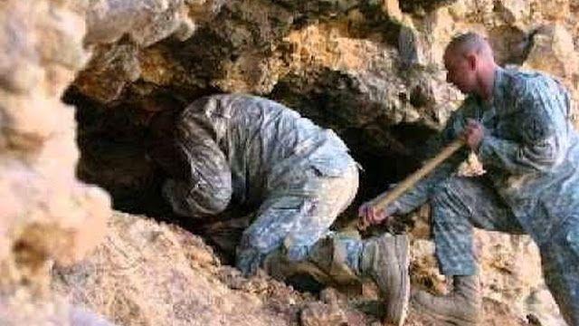 8 Soldados americanos desaparecem apos achar nave de 5000 anos de idade no Afeganistão? Inacreditável! ~ Sempre Questione - Notícias alternativas, ufologia, ciência e mais