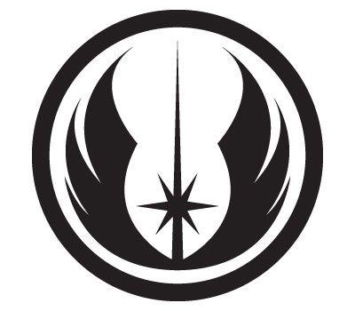 Jedi Order Logo Stencils Star Wars Stickers Star Wars