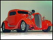 1935  Chevy Custom Coupe