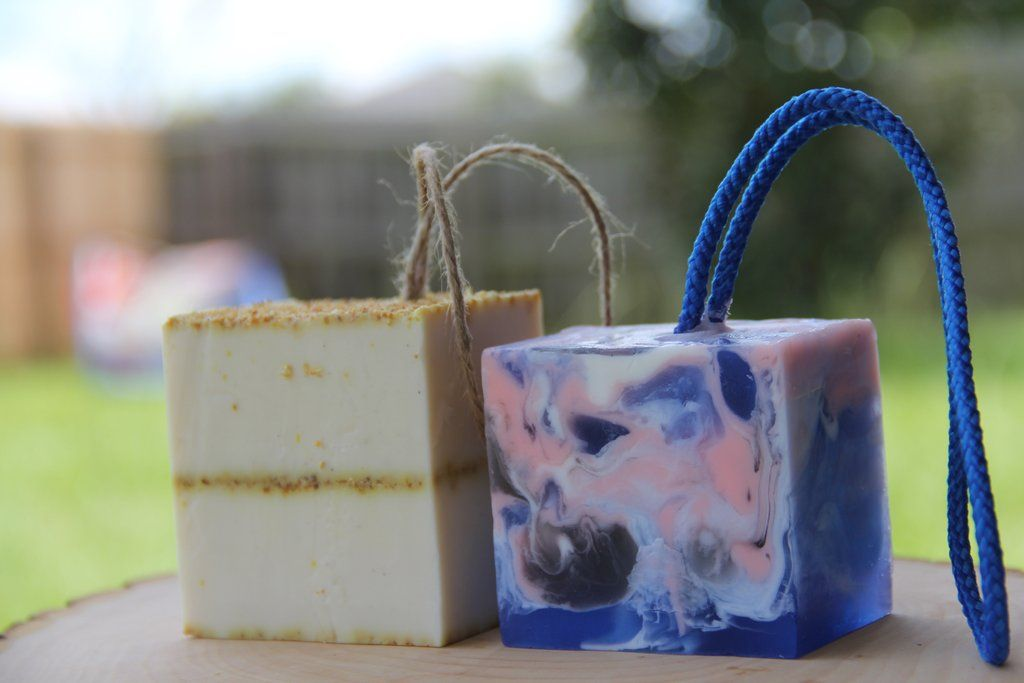 how to make homemade breast milk soap