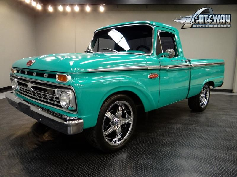 1966 ford f100 for sale gateway classic cars
