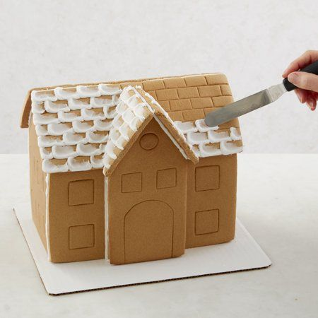 Wilton Build-It-Yourself Gingerbread Manor Decorating Kit - Walmart.com