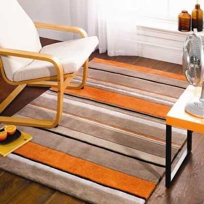 broad stripe orange image 1