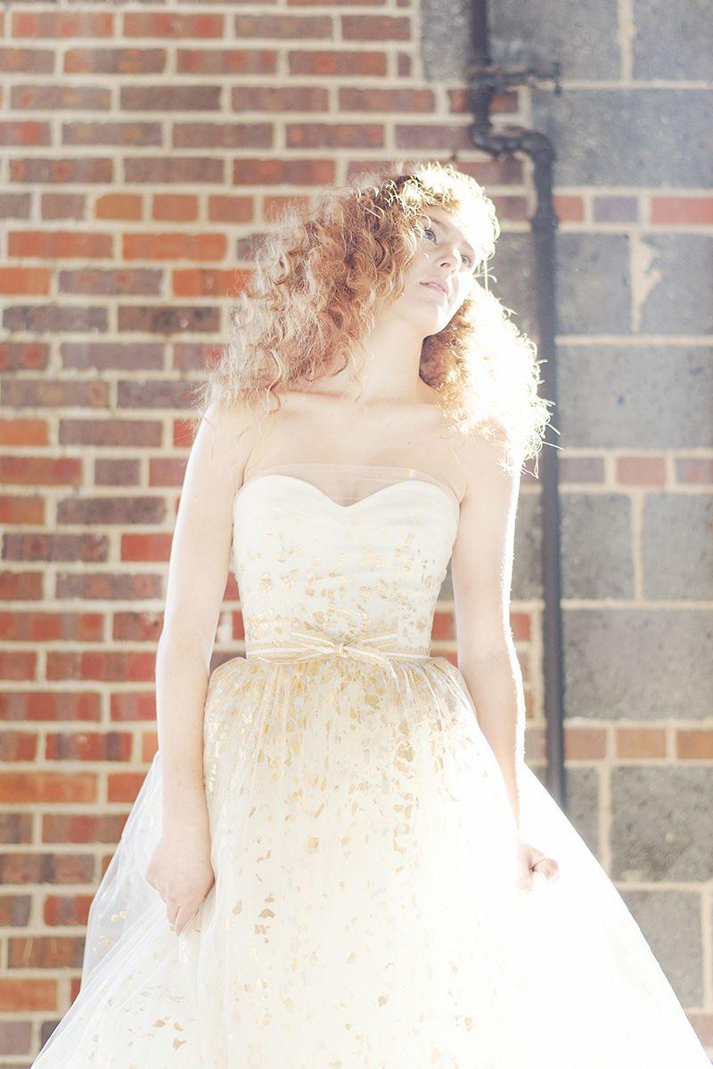 Deconstructing The Dress Carolina Herrera Aurora Bride Wedding Bride Aurora Wedding