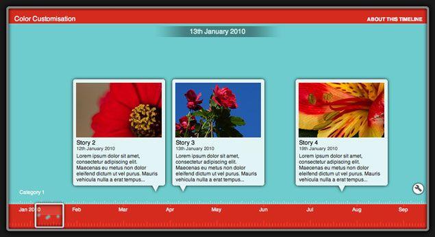 Beautiful Web Based Timeline Software Tiki Toki Timeline Software Educational Technology Tools
