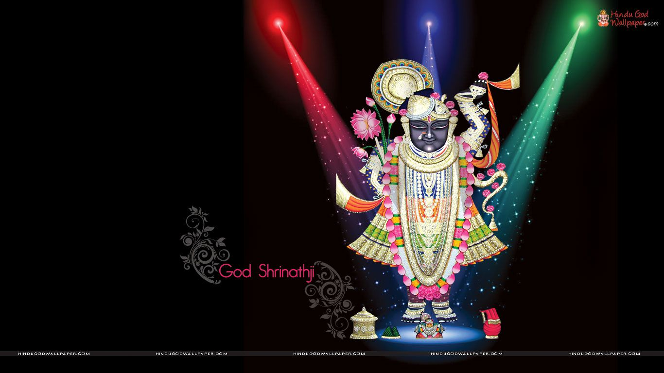 god shreenathji hd