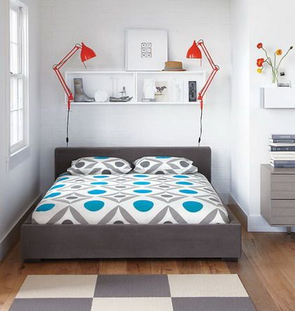Modern Small Bedroom Decorating  PierPointSpringscom - Interior decorating ideas for small bedroom