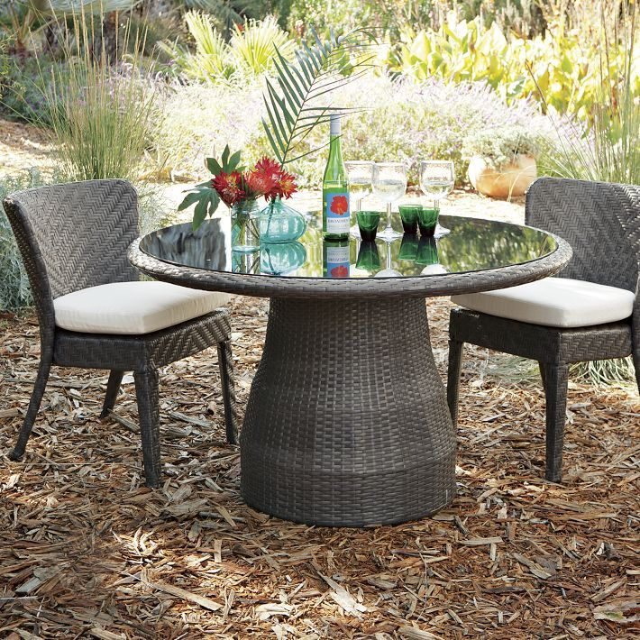 Hoyt Dining Collection West Elm Modern Outdoor Furniture Outdoor Decor Patio Dining Furniture